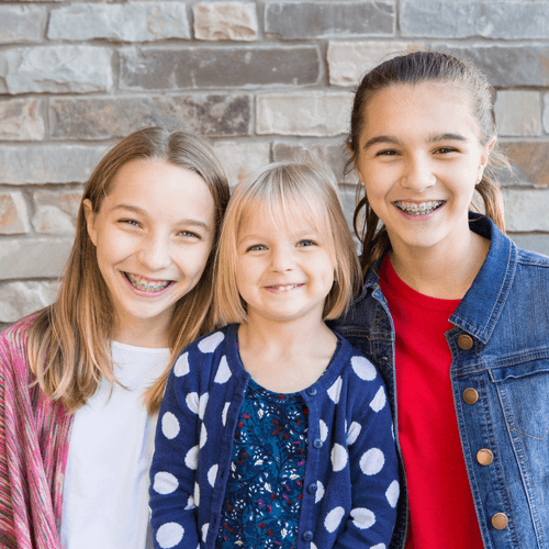 Orthodontics treatment for kids